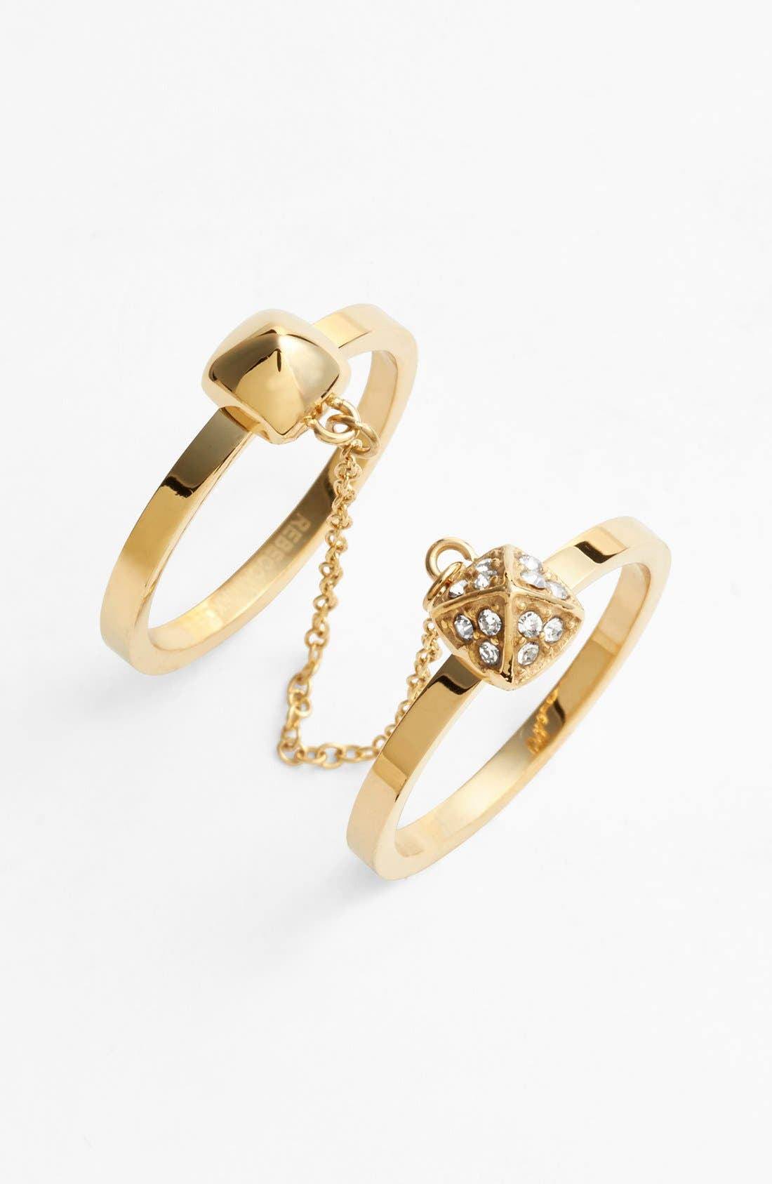 'Jewel Box' Double Ring, Main, color, 710