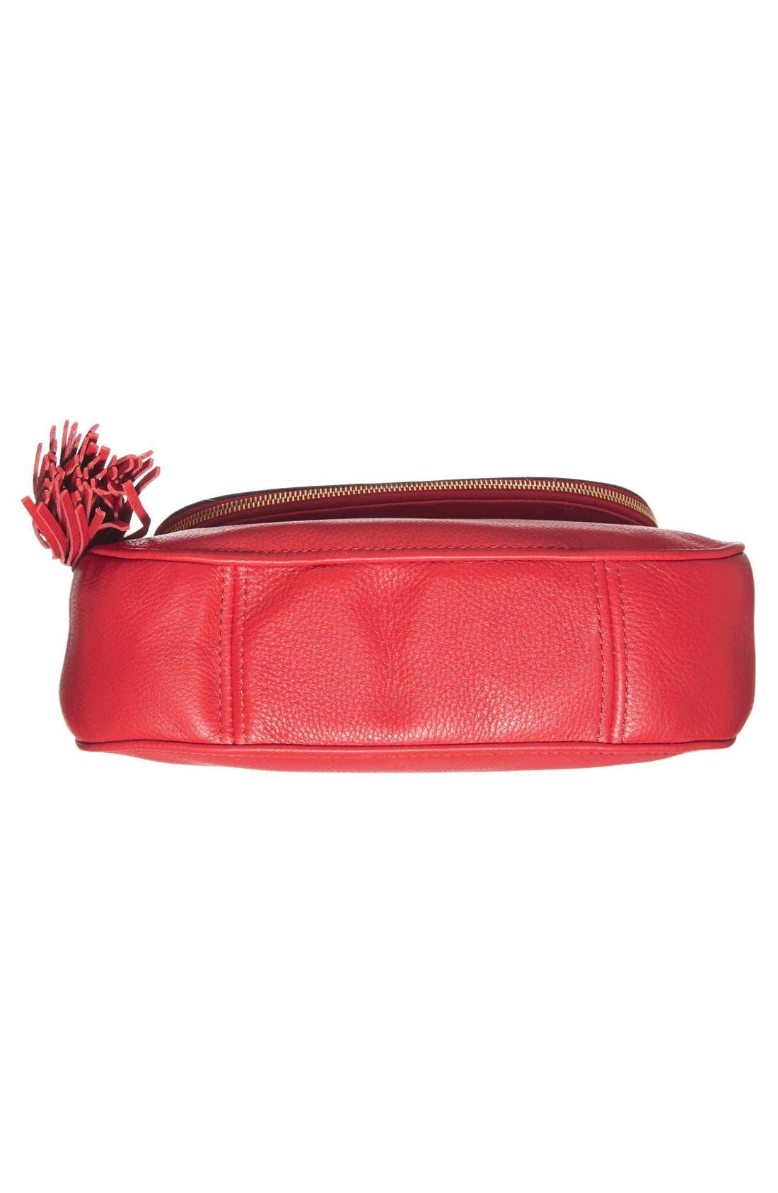 ,                             'Bedford Tassel - Medium' Convertible Leather Shoulder Bag,                             Alternate thumbnail 49, color,                             613