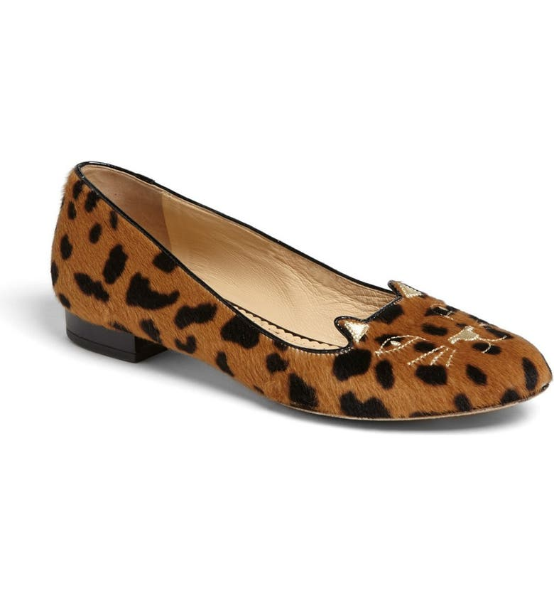 CHARLOTTE OLYMPIA 'Kitty' Flat, Main, color, 240