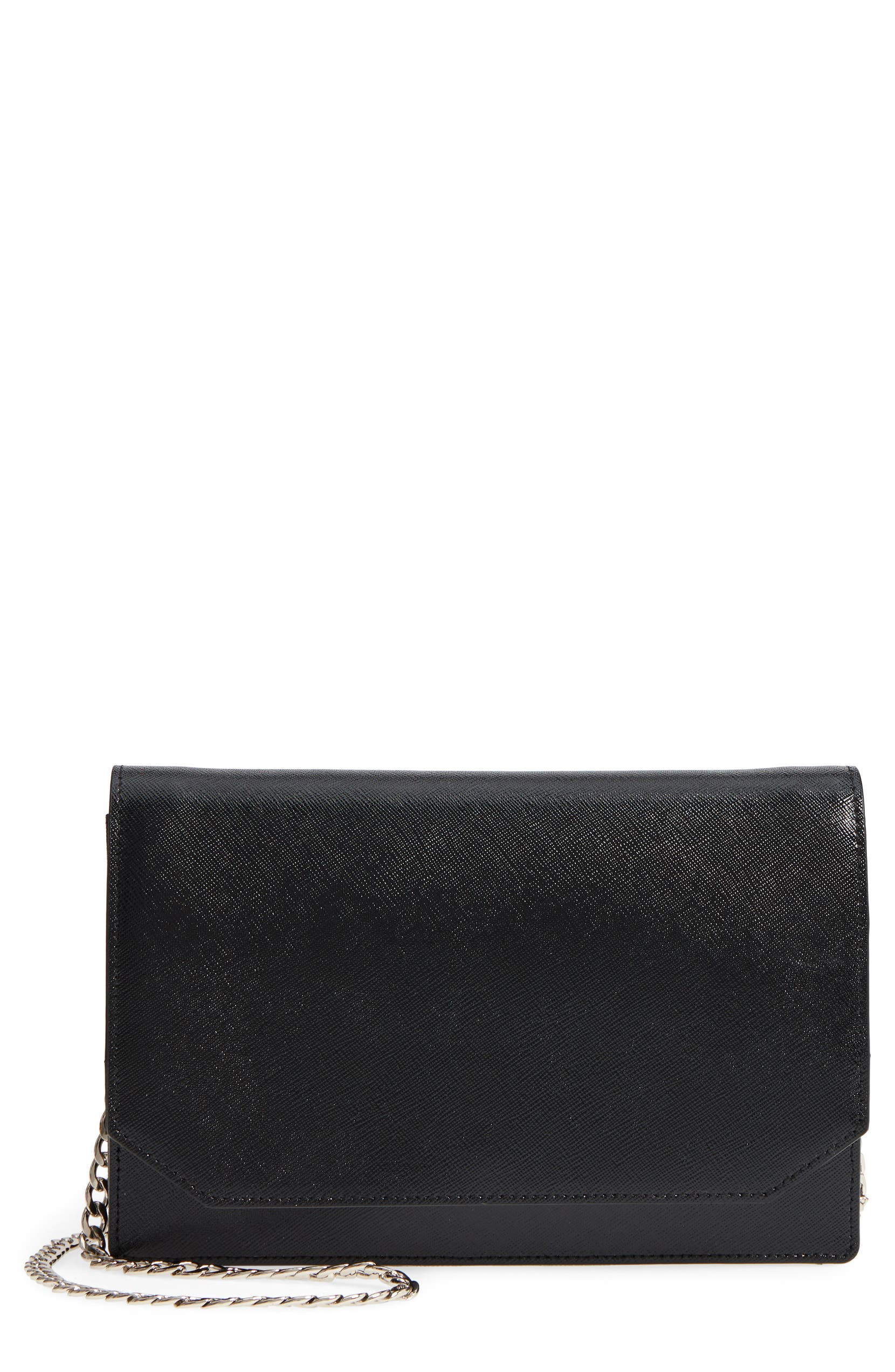 3e993a6bd34d06 Nordstrom Hunter Saffiano Leather Wallet on a Chain   Nordstrom