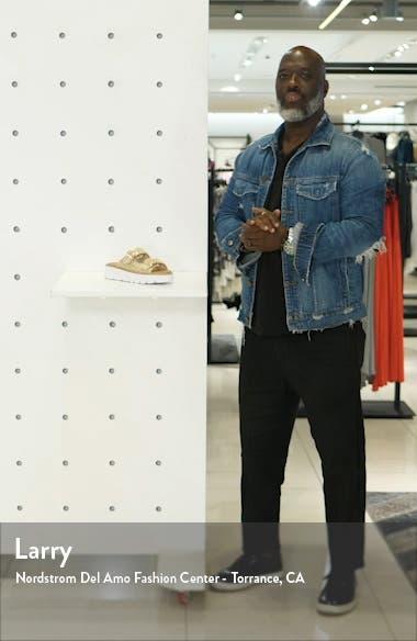 Hand To Hold Platform Sandal, sales video thumbnail