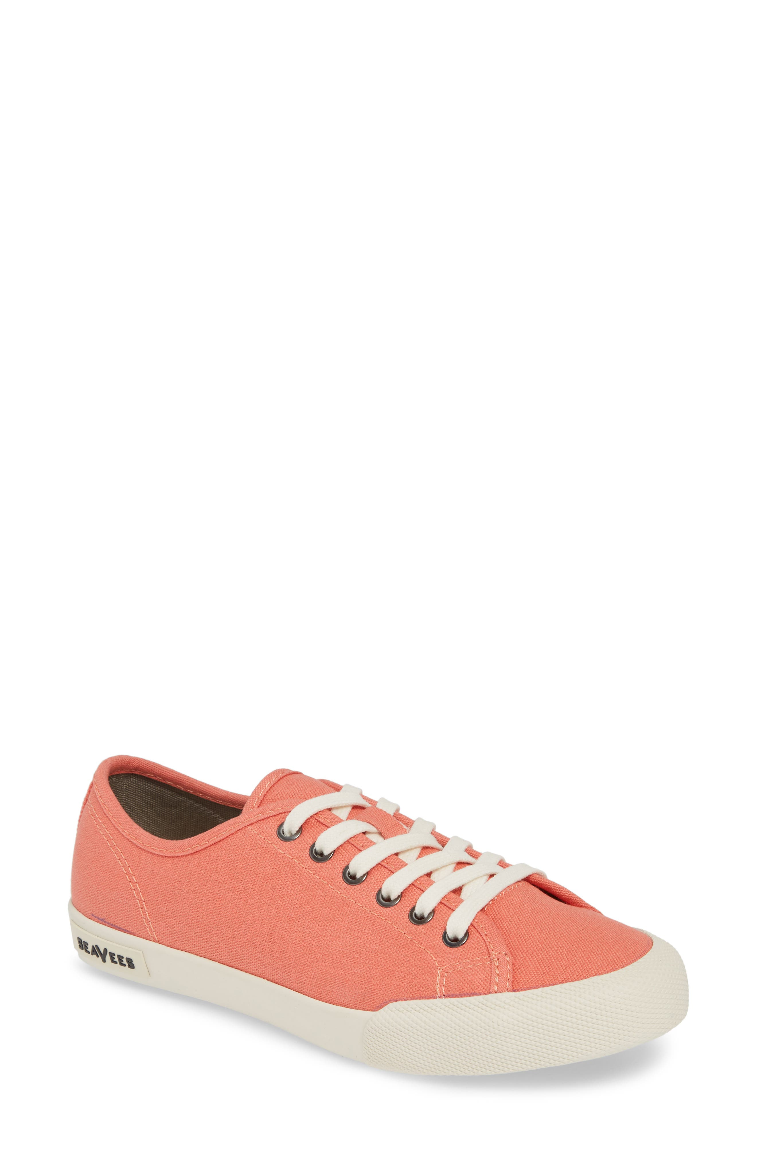 ,                             '06/67 Monterey' Sneaker,                             Main thumbnail 1, color,                             CORAL
