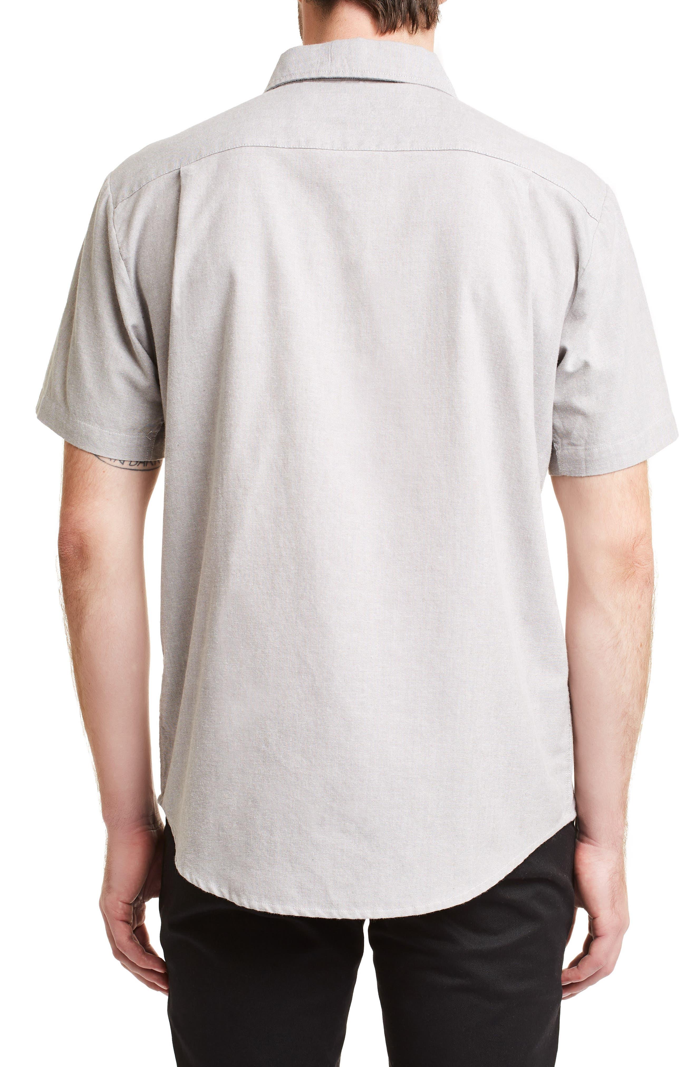 ,                             Charter Oxford Woven Shirt,                             Alternate thumbnail 2, color,                             050