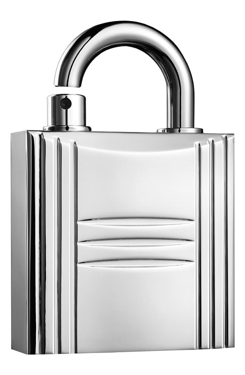 HERMÈS Pure perfume refillable lock spray, Main, color, NO COLOR