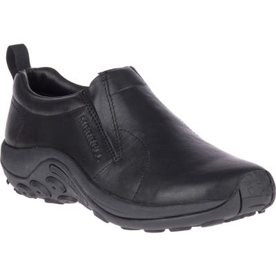 Merrell Jungle Moc 2 Sneaker, Black