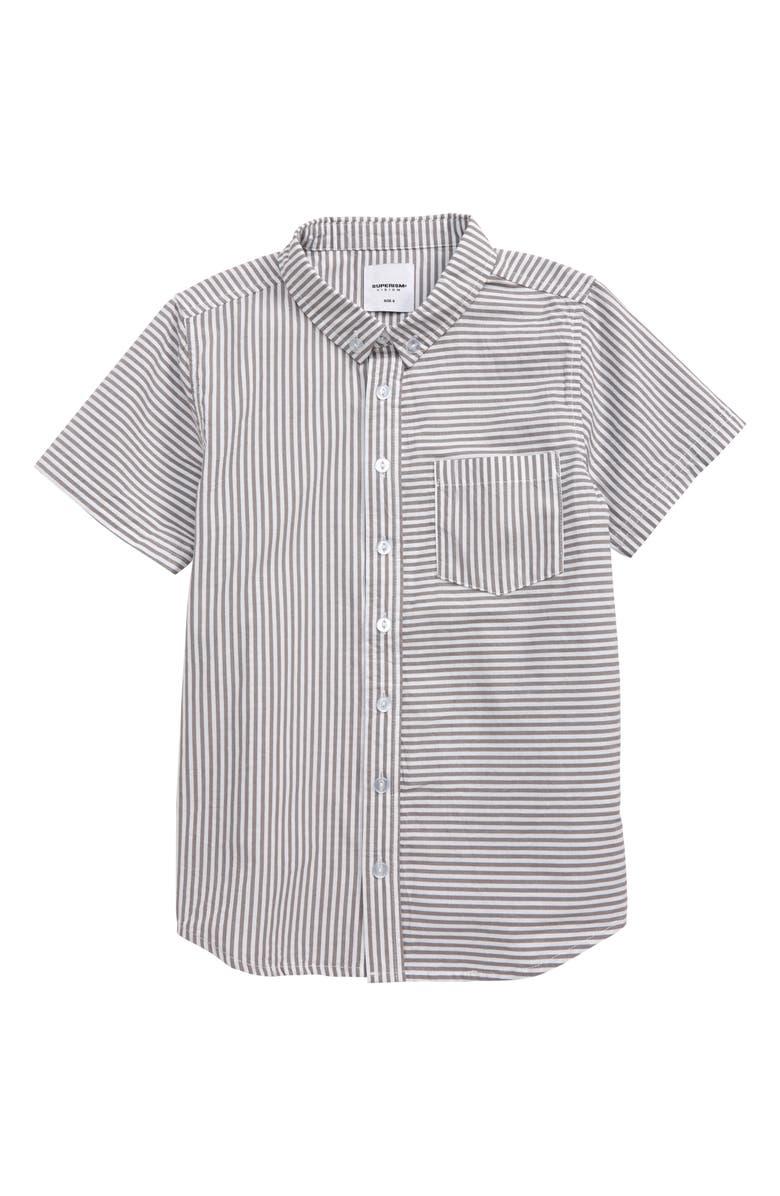 SUPERISM Kyro Woven Shirt, Main, color, 020