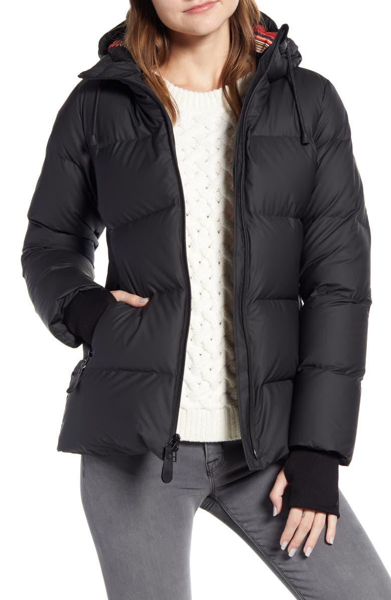 fairbanks-hooded-waterproof-down-coat by pendleton