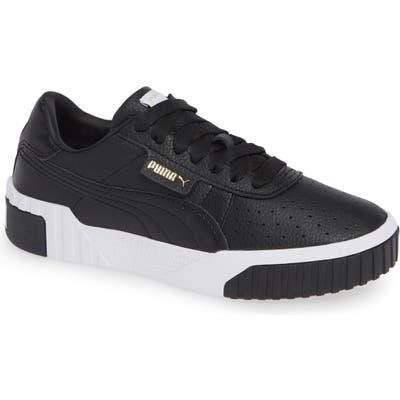 Puma Cali Sneaker, Black