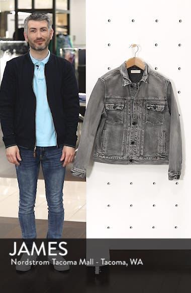Bohmer Oversize Denim Jacket, sales video thumbnail