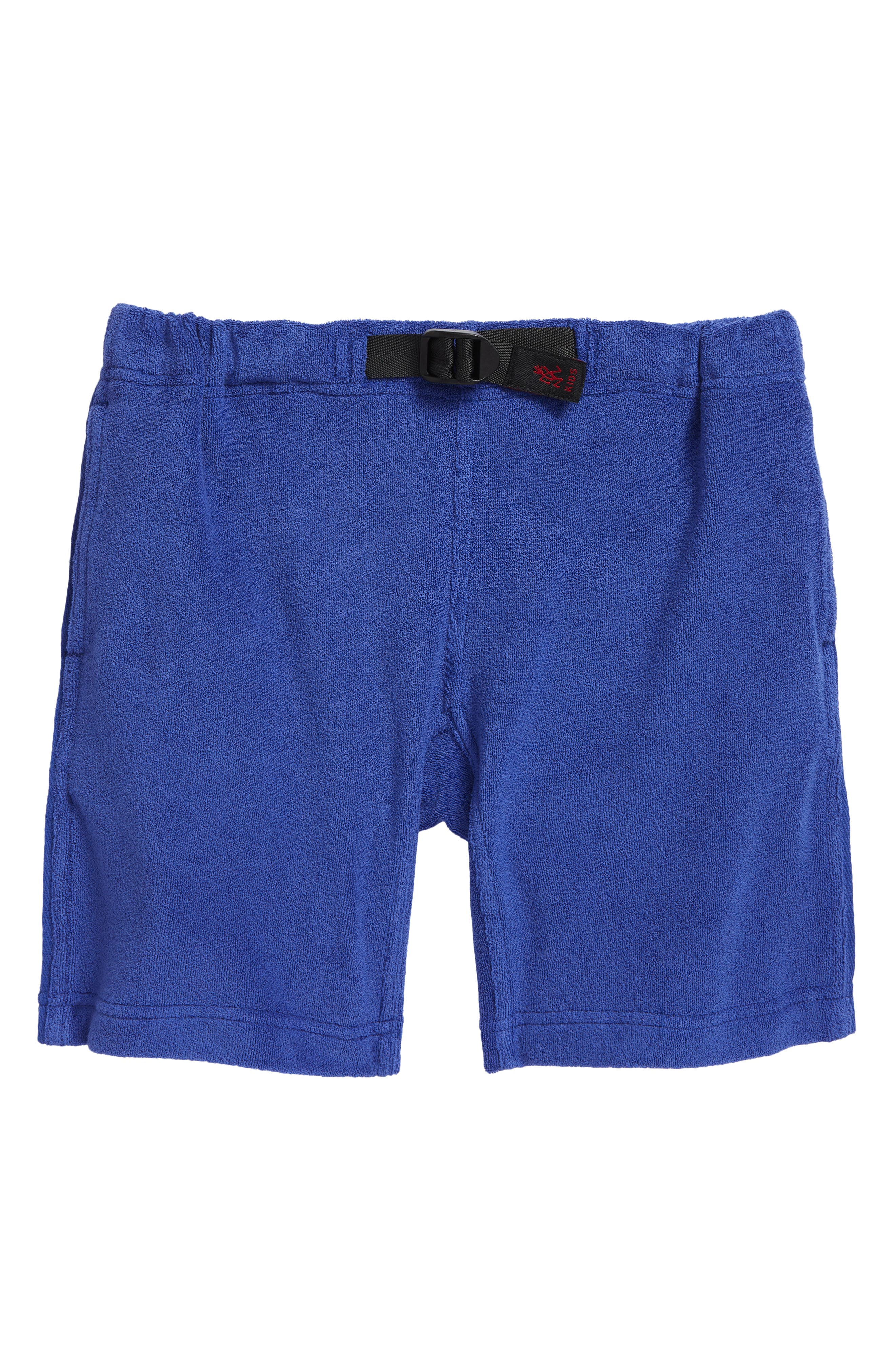 Kids' Terry Camp Shorts