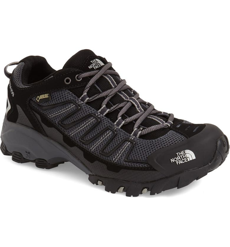 THE NORTH FACE 'Ultra 109 GTX' Waterproof Running Shoe, Main, color, 001