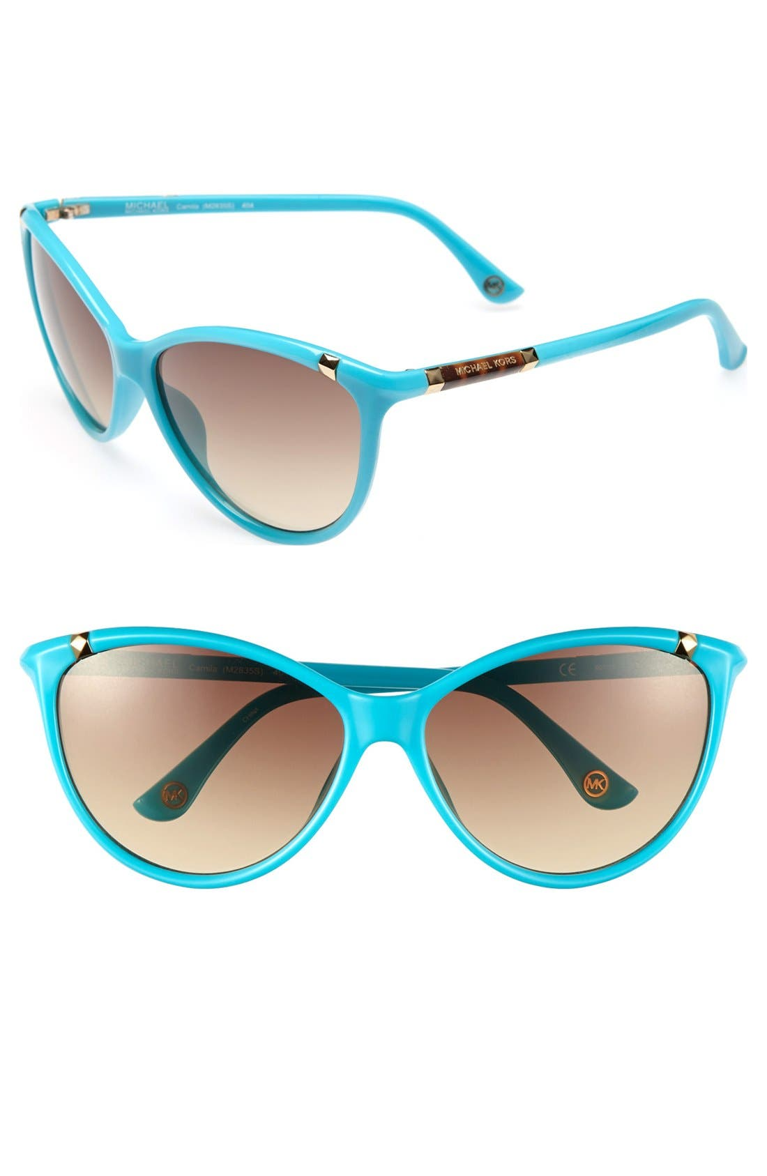 ,                             'Camila' 60mm Sunglasses,                             Main thumbnail 7, color,                             440