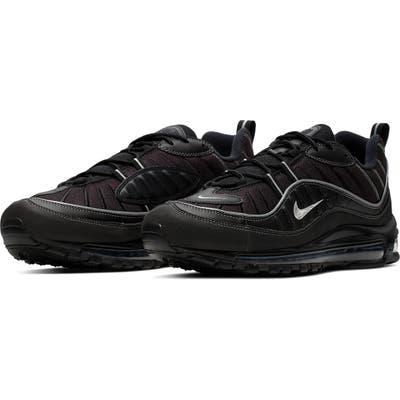 Nike Air Max 98 Sneaker- Black