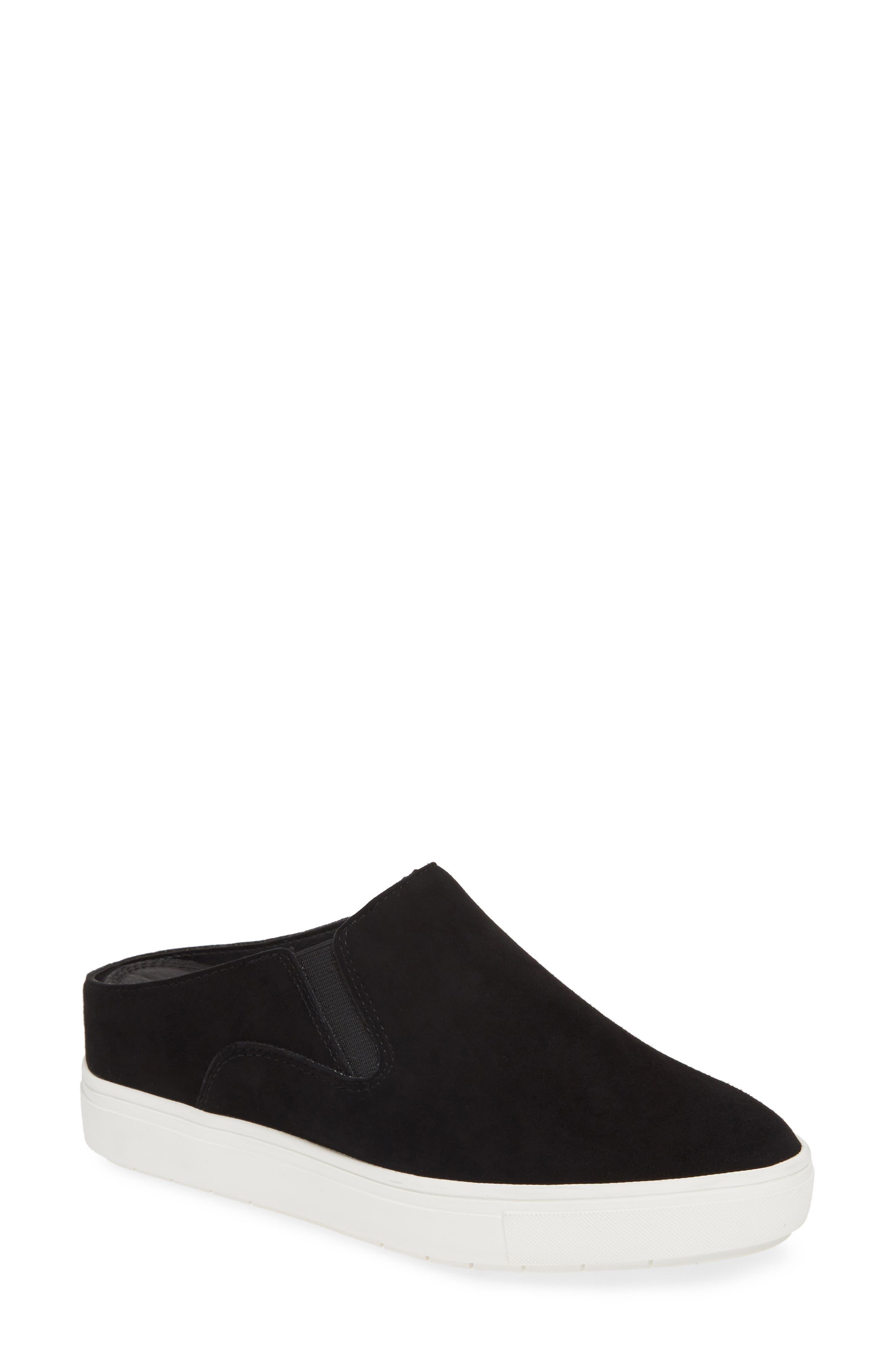 Steven By Steve Madden Claudine Slip-On Sneaker, Black