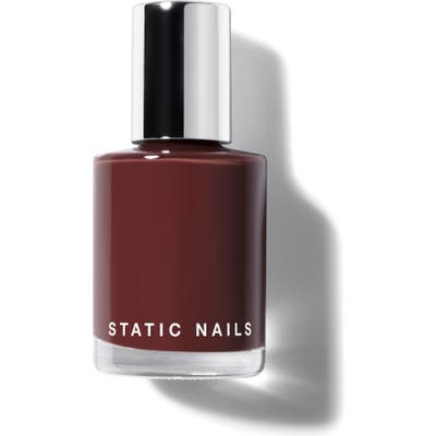 Static Nails Liquid Glass Nail Lacquer - Extra Spicy