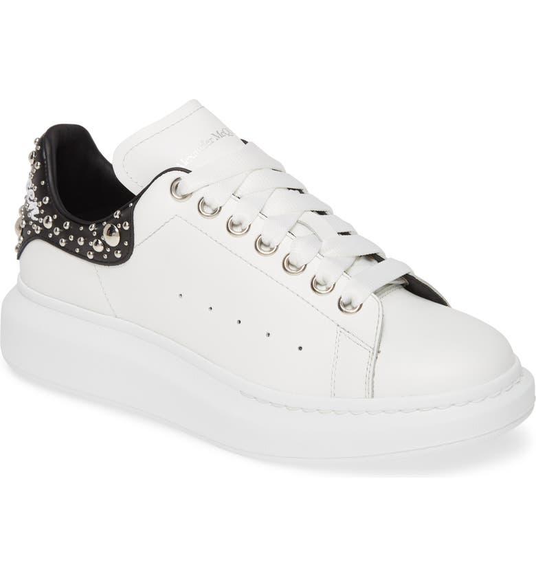 ALEXANDER MCQUEEN Oversize Sneaker, Main, color, 109