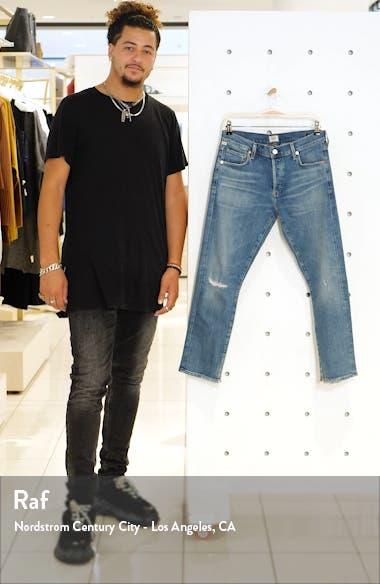 Emerson Ripped Slim Fit Boyfriend Jeans, sales video thumbnail