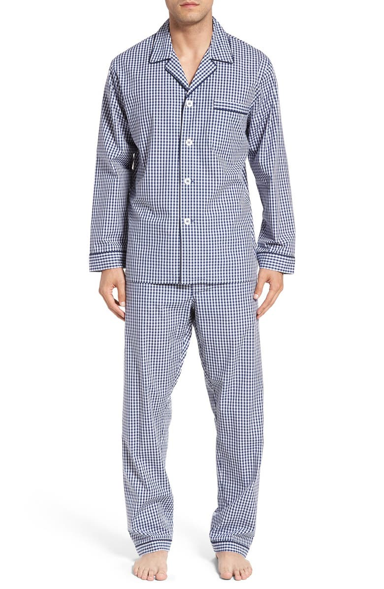 MAJESTIC INTERNATIONAL 'Hot & Cold' Pajamas, Main, color, 400
