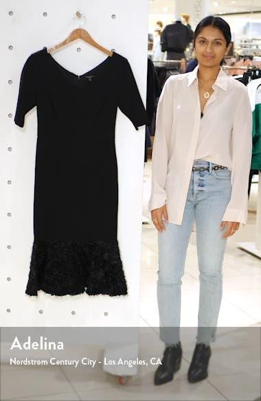 Embellished Flare Hem Midi Dress, sales video thumbnail