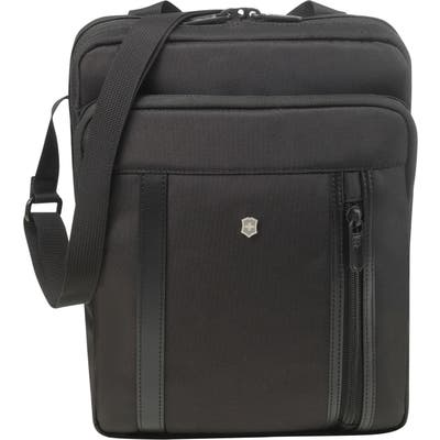 Victorinox Swiss Army Werks Pro 2.0 Crossbody Laptop Bag - Black