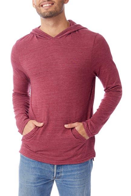 Image of Alternative Marathon Eco-Jersey Pullover Hoodie