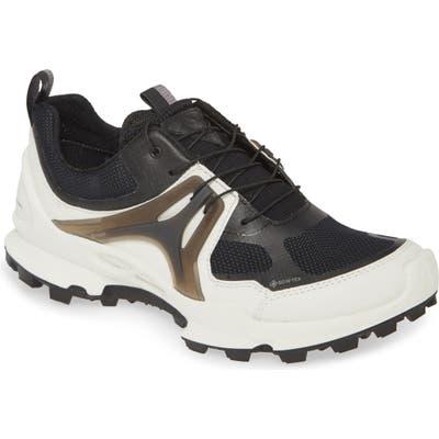 Ecco Biom Trail Gore-Tex Waterproof Running Shoe, White