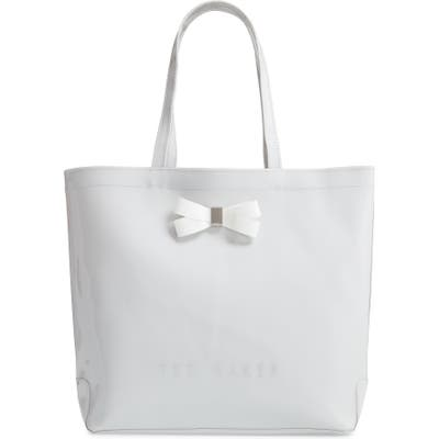 Ted Baker London Large Gabycon Bow Detail Icon Tote - Pink