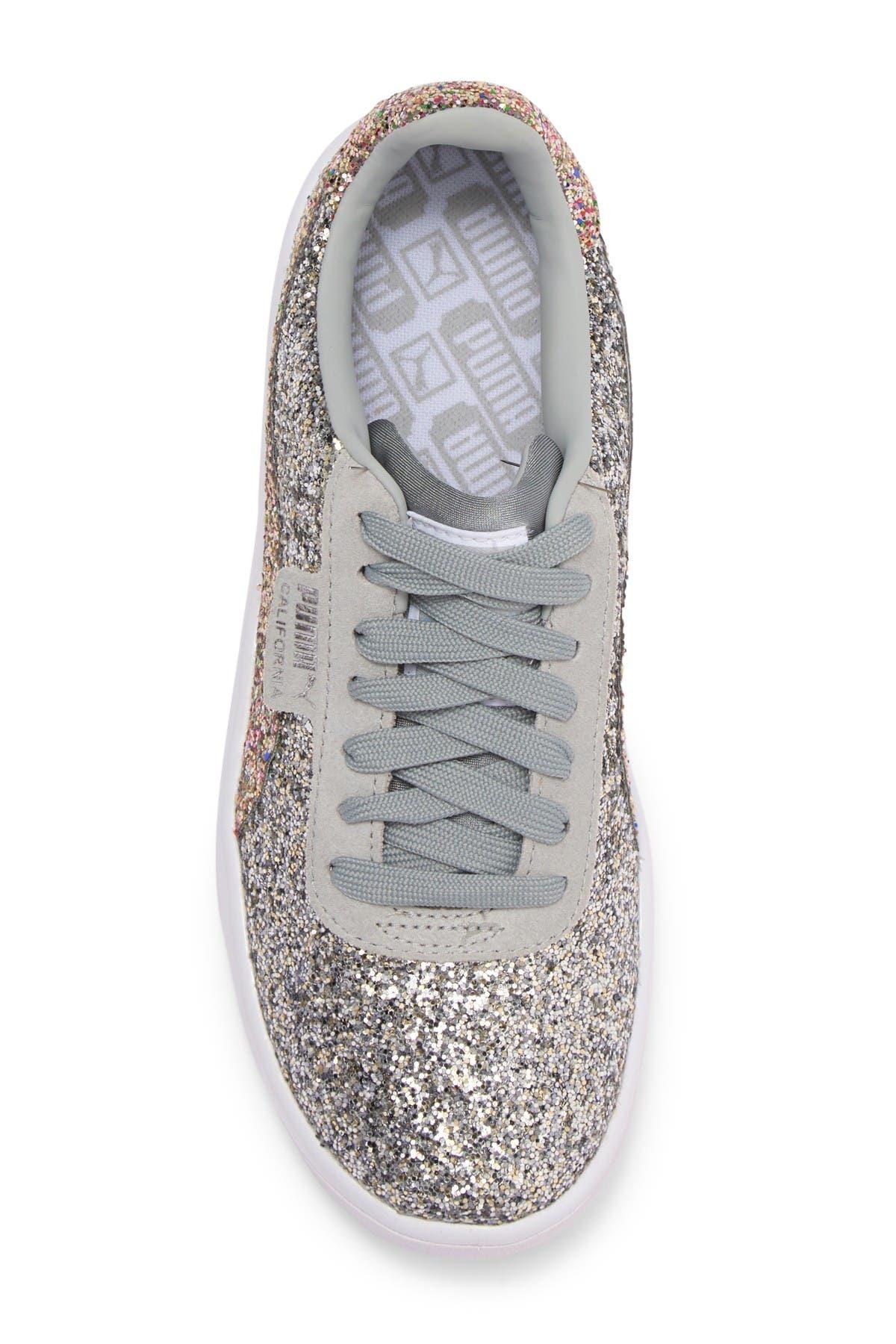 PUMA | California Glitz Glitter Sneaker
