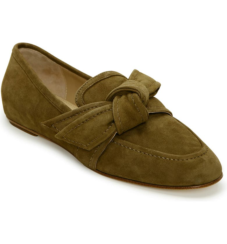 ETIENNE AIGNER Chiara Loafer, Main, color, MILITARY SUEDE