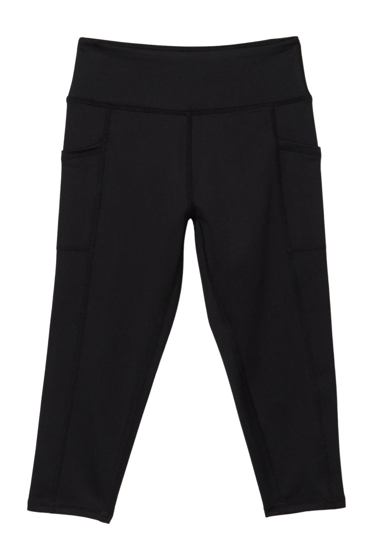 Image of Z by Zella Girl High Waisted Pocket Cropped Leggings