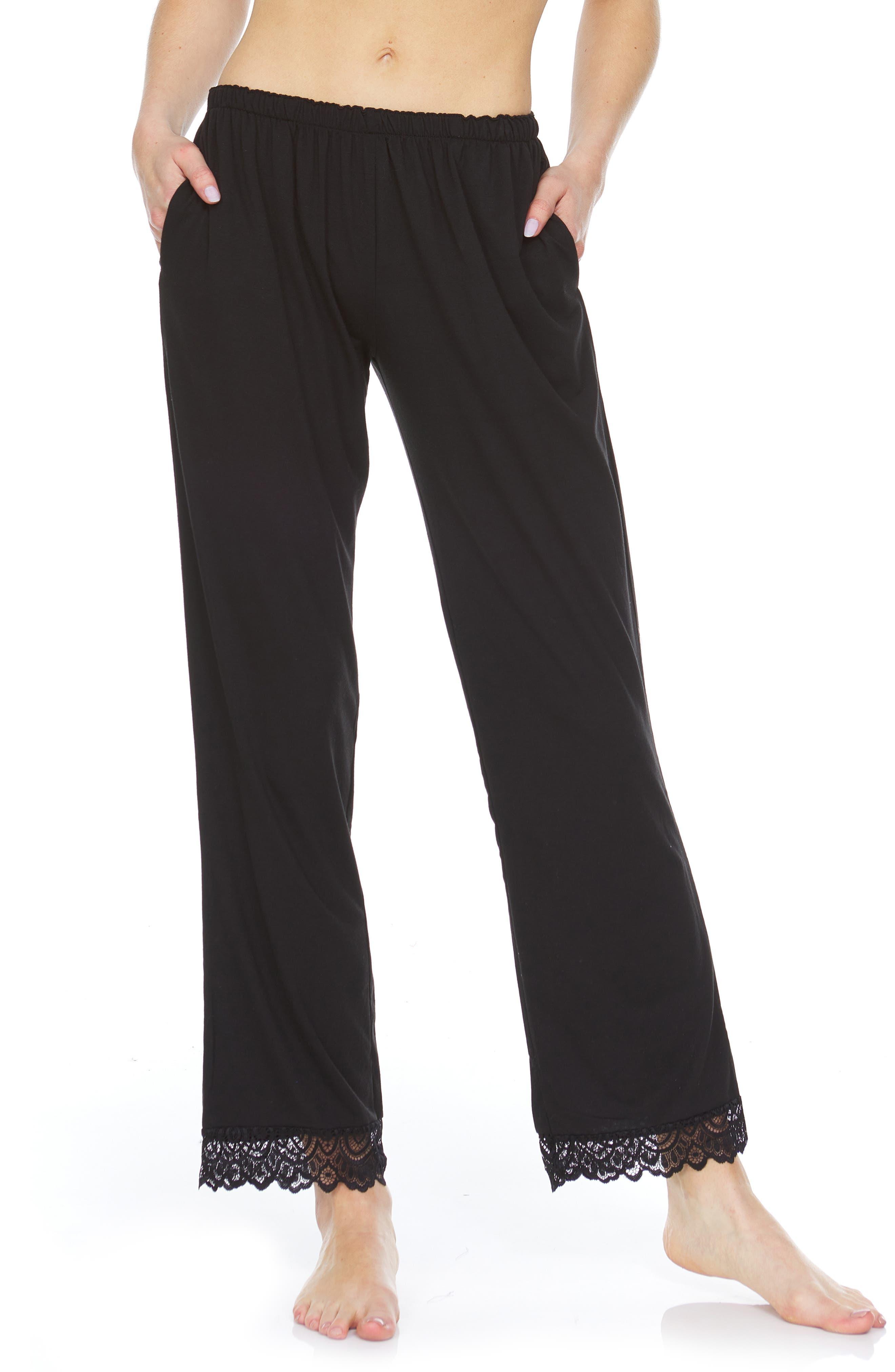 Flora Nikrooz Floretta Knit Pajama Pants | Nordstrom