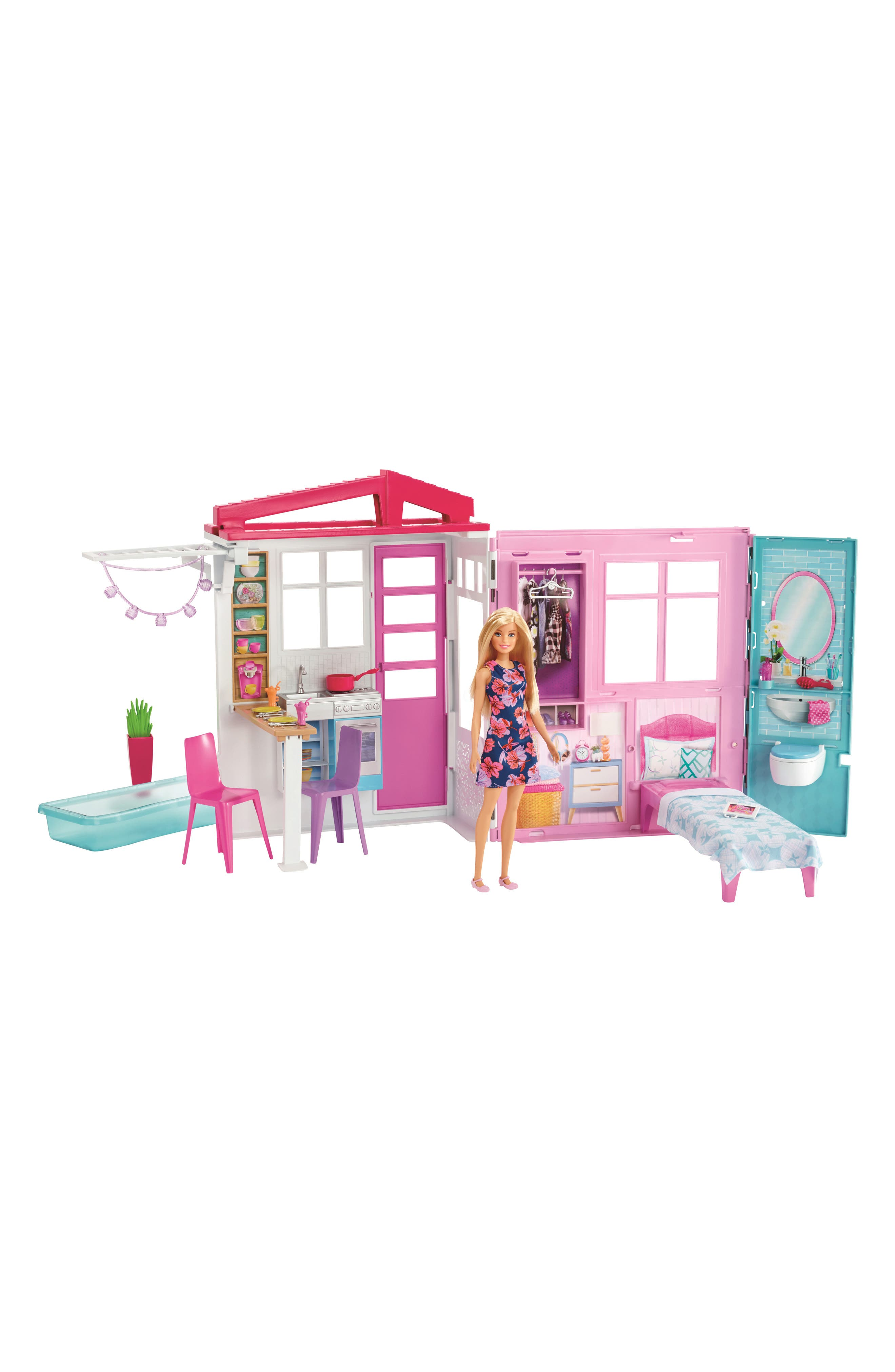 Image of Mattel Barbie Doll House
