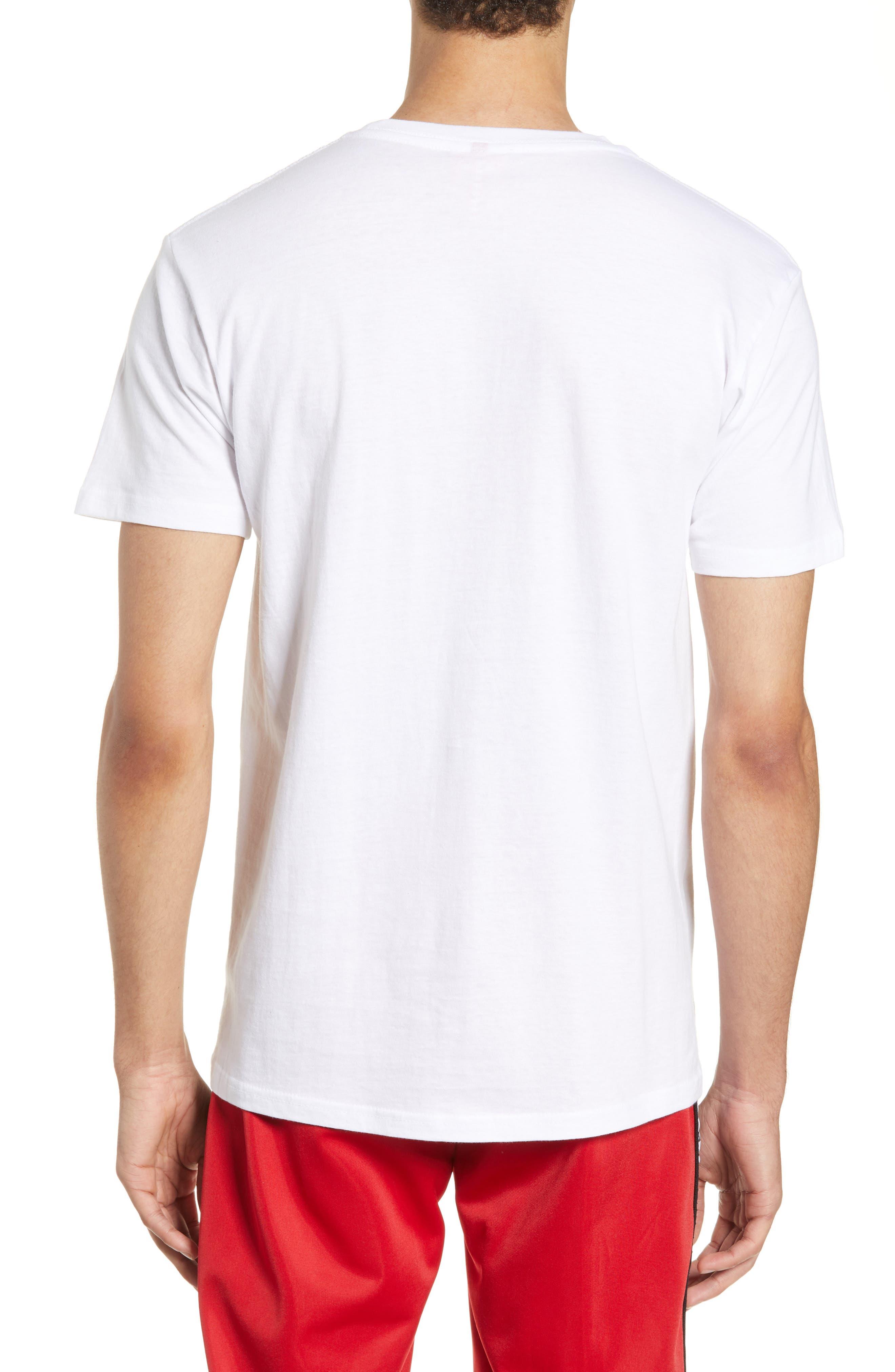 ,                             Authentic Estessi Logo T-Shirt,                             Alternate thumbnail 14, color,                             100