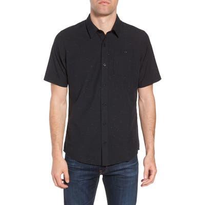 Travismathew Studebaker Regular Fit Shirt, Black