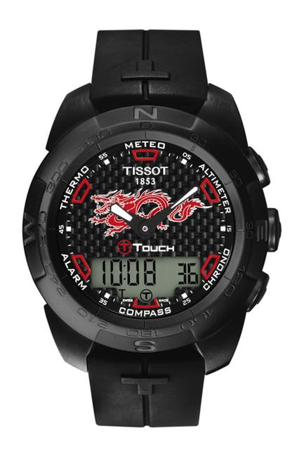Image of Tissot Men's T-Touch Expert Dragon Watch, 43.6mm