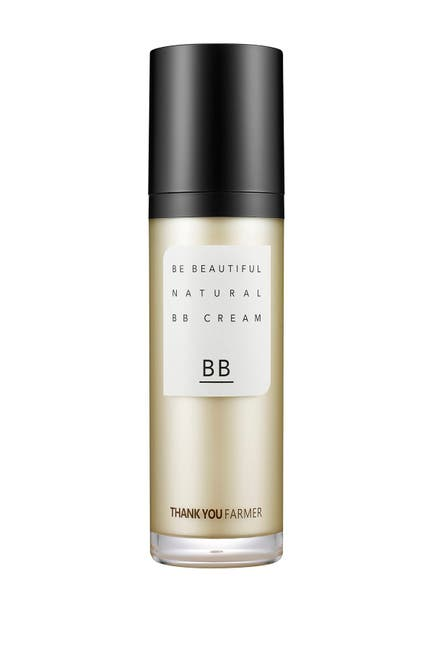 Image of THANK YOU FARMER Be Beautiful Natural BB Cream