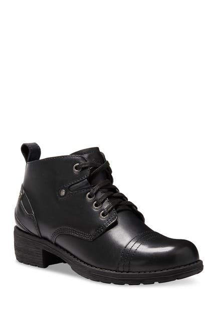 Image of Eastland Overdrive Cap Toe Bootie