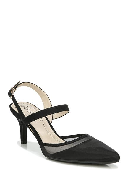 Image of LifeStride Starla Pointed Toe Pump - Wide Width Available