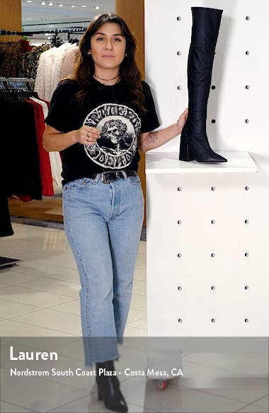 Ahlexis Over the Knee Boot, sales video thumbnail