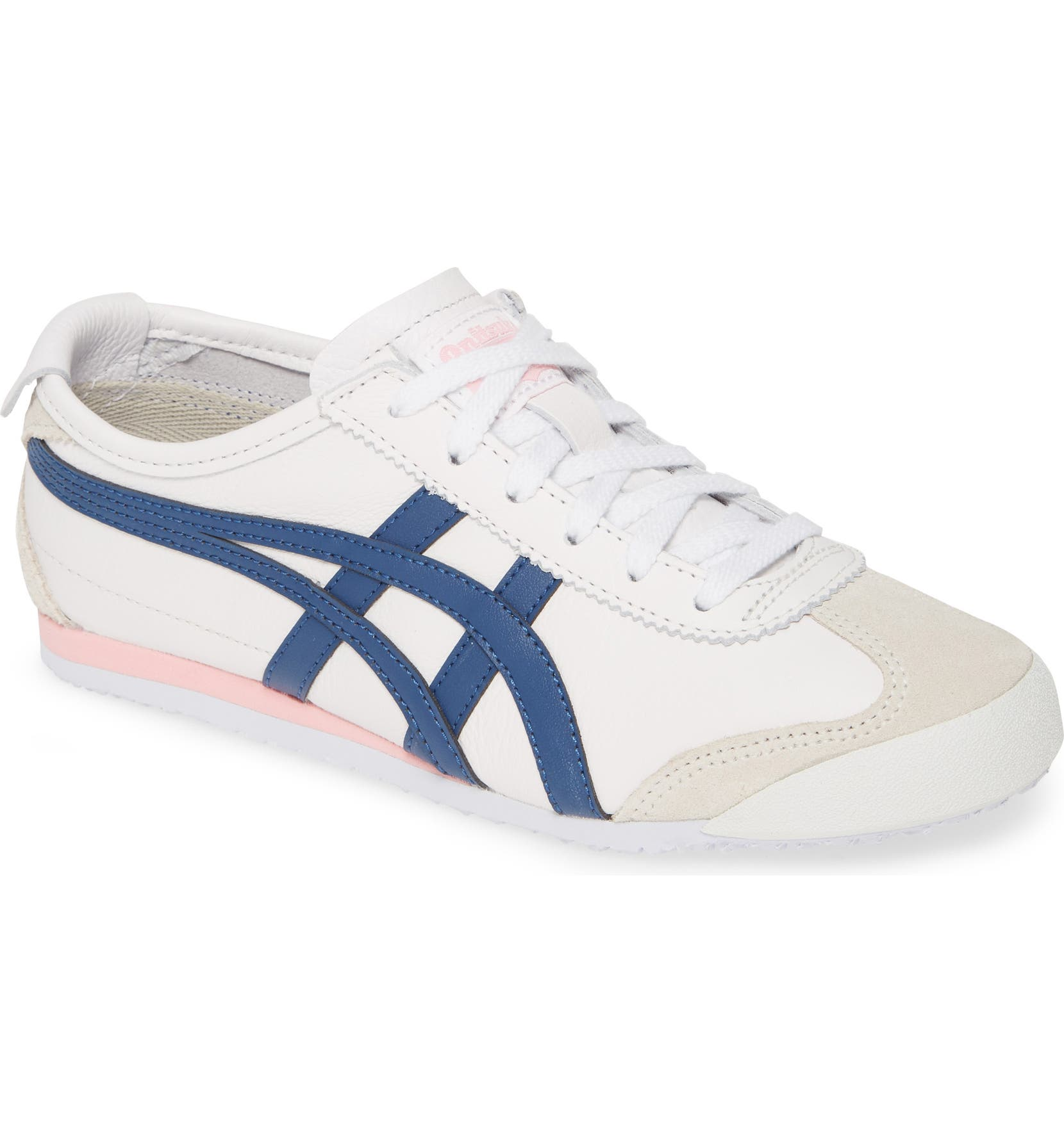 san francisco 02267 c1e75 ASICS® Onitsuka Tiger Mexico 66 Low Top Sneaker