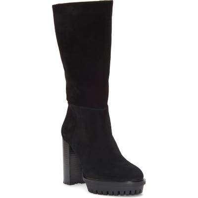Vince Camuto Eshitana Platform Boot, Black