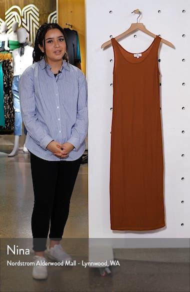 Viden Ribbed Tank Dress, sales video thumbnail