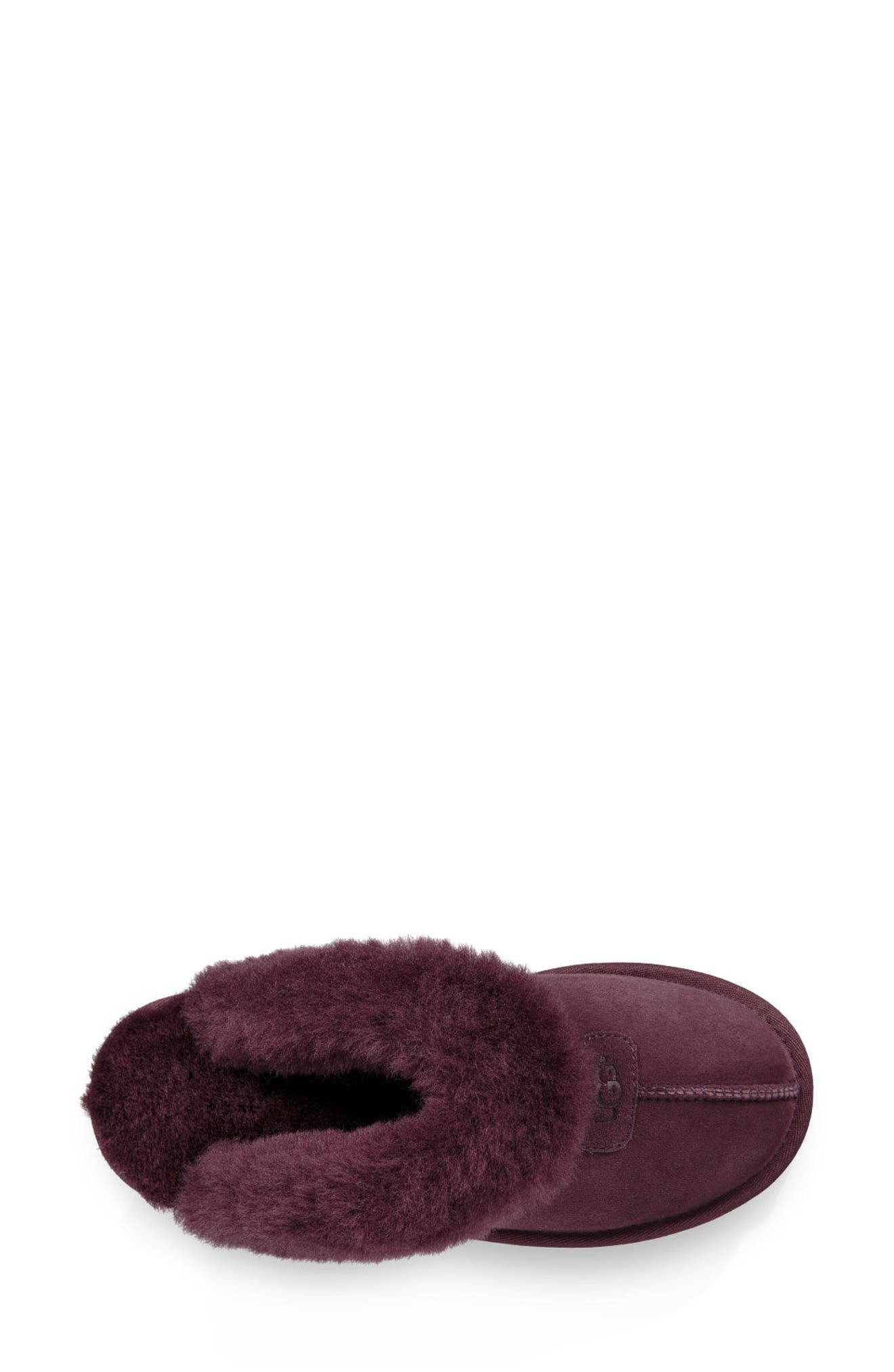 ,                             Genuine Shearling Slipper,                             Alternate thumbnail 66, color,                             553