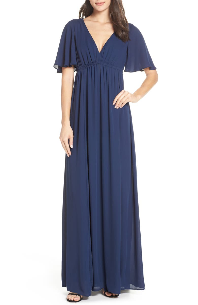 SHOW ME YOUR MUMU Emily Maxi Dress, Main, color, 410