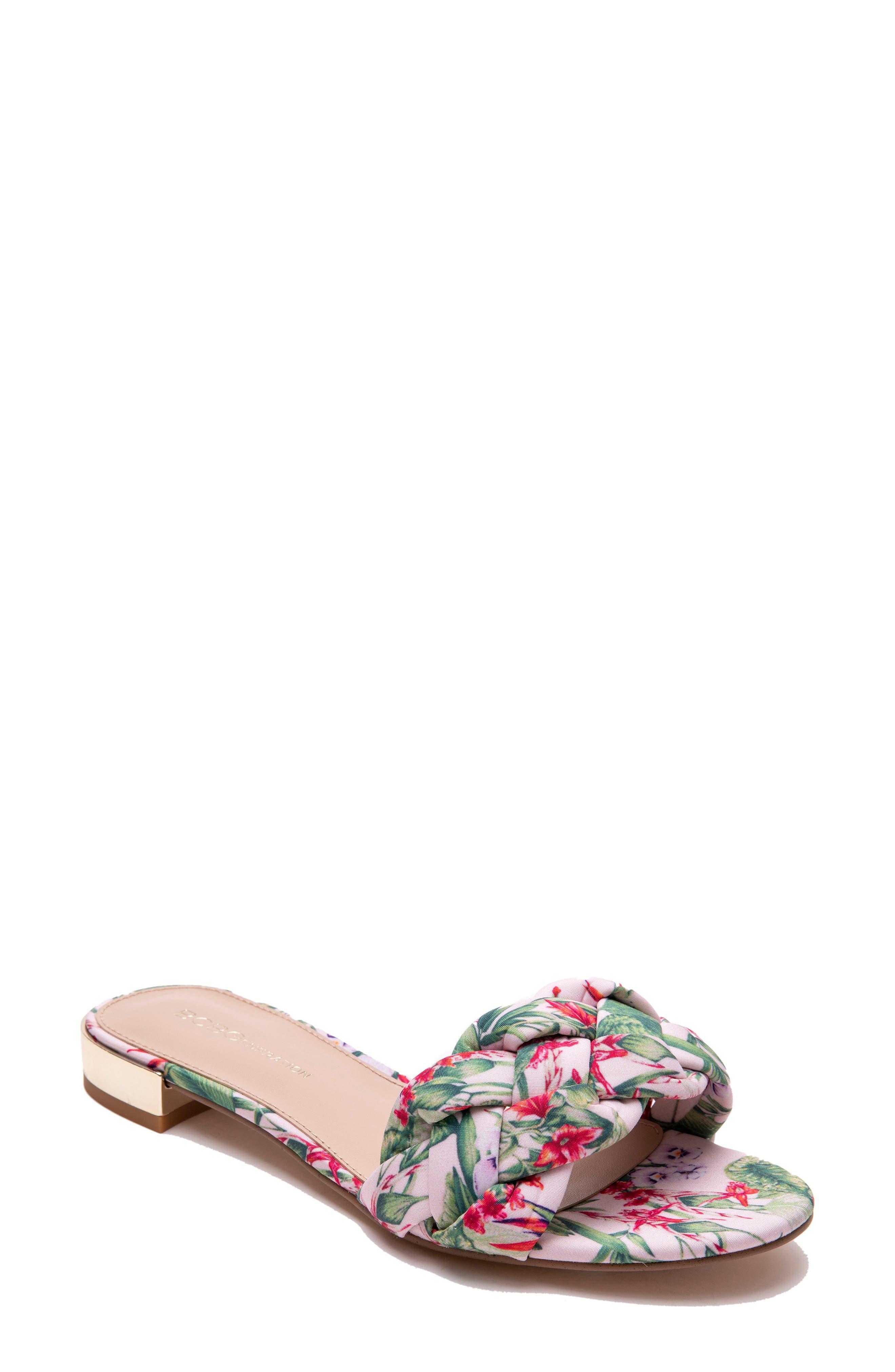 Deelo Slide Sandal
