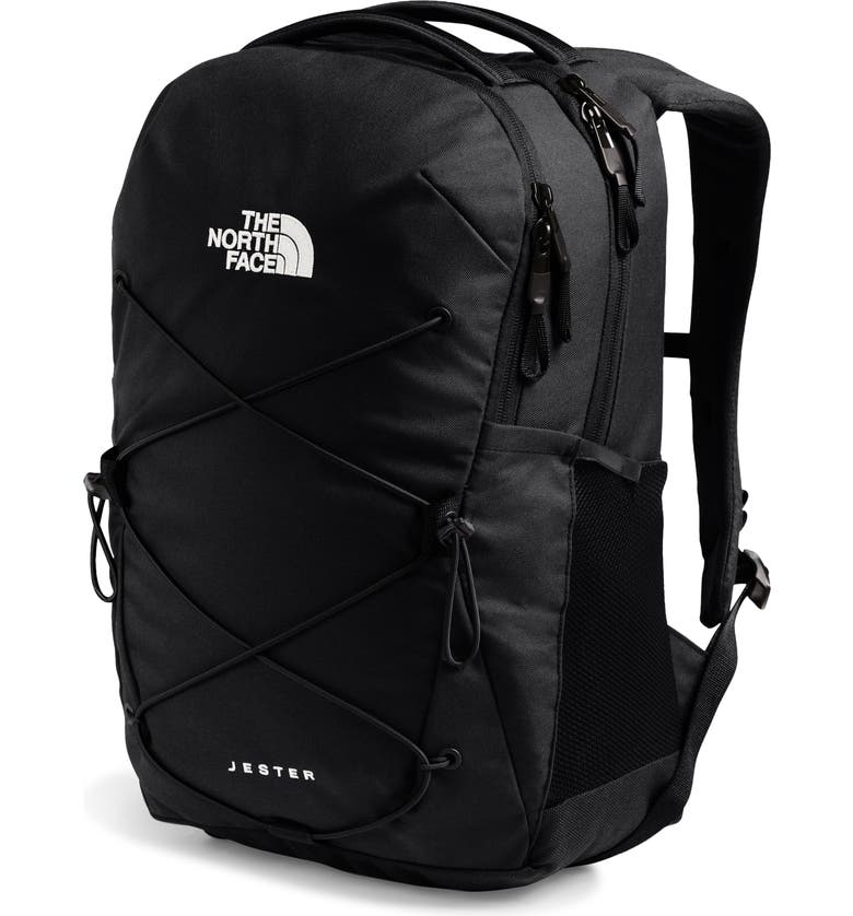 THE NORTH FACE 'Jester' Backpack, Main, color, TNF BLACK