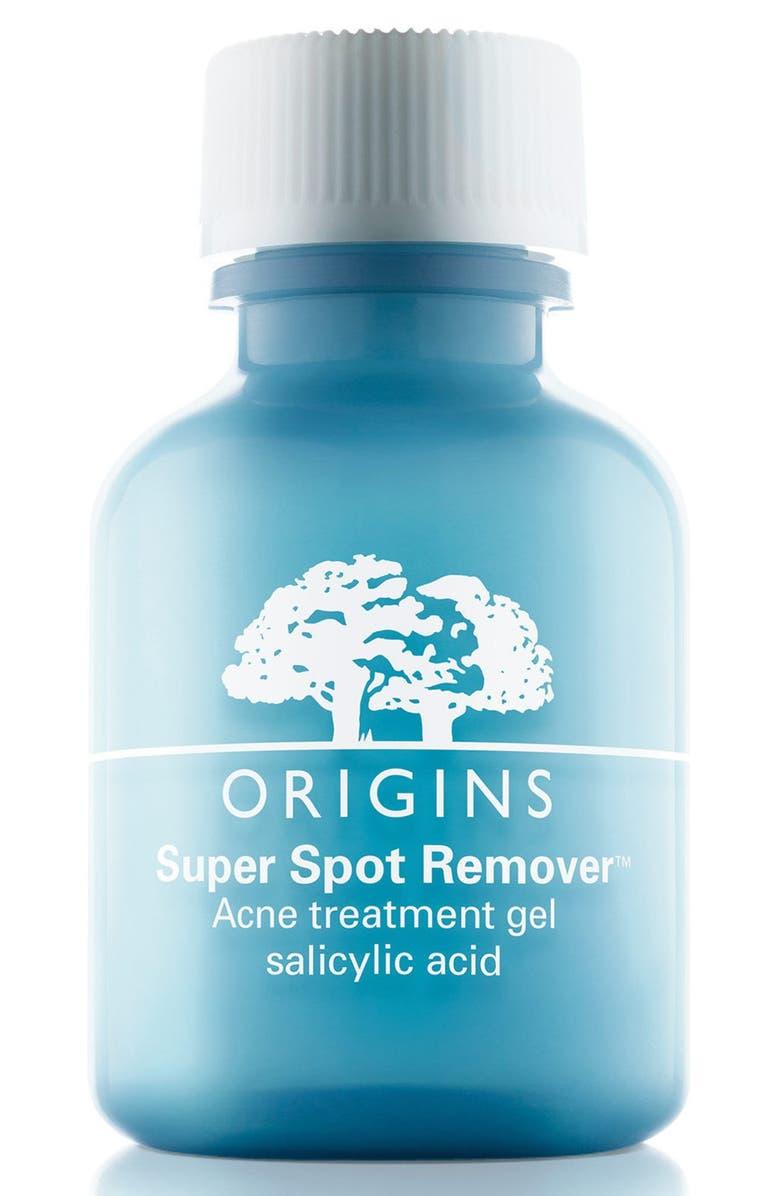 ORIGINS Super Spot Remover Acne Treatment Gel, Main, color, 000