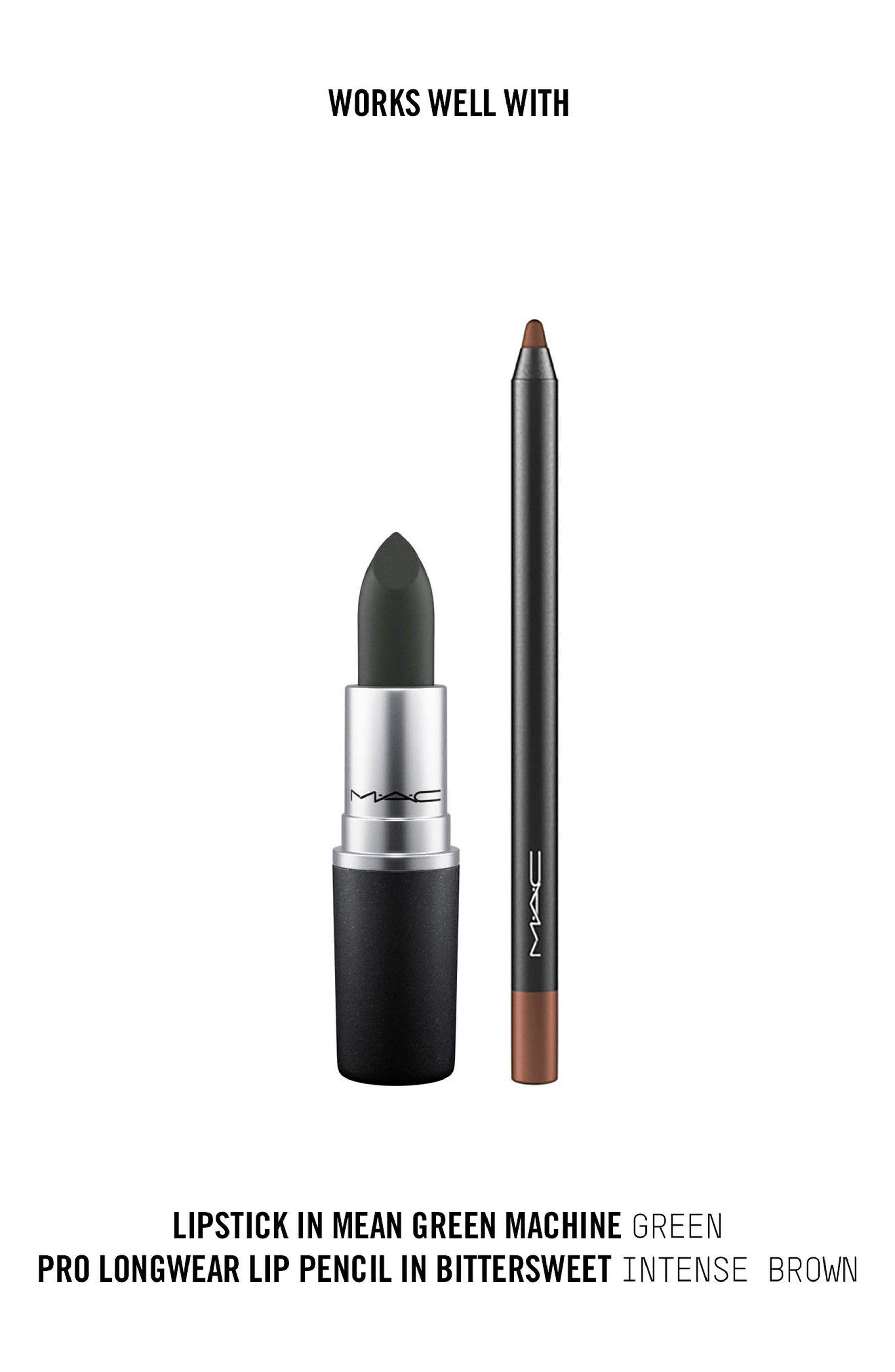 ,                             MAC Strip Down Nude Lipstick,                             Alternate thumbnail 383, color,                             309