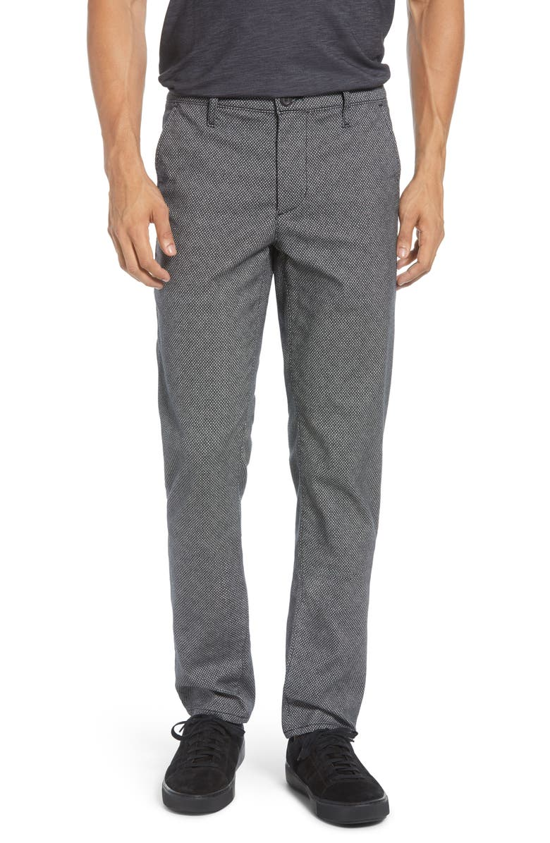 AG Marshall Slim Fit Straight Leg Chinos, Main, color, 020