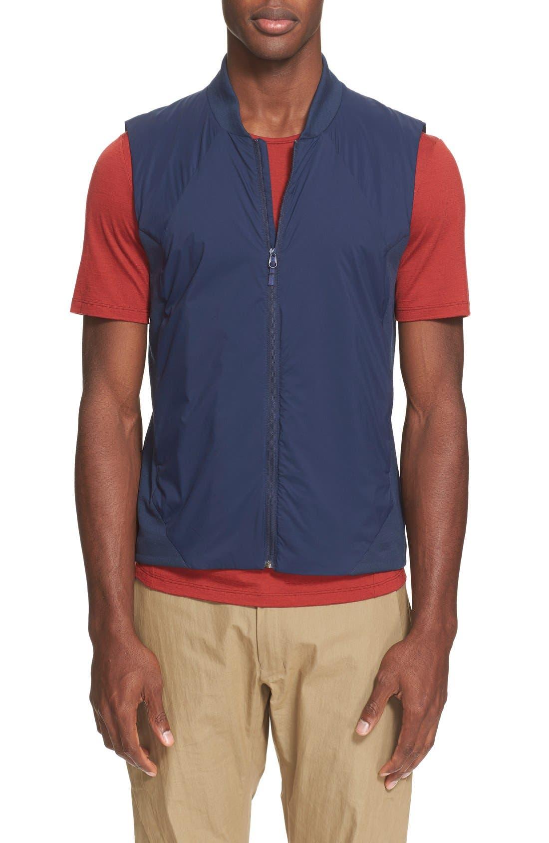 'Quoin' Vest, Main, color, 410